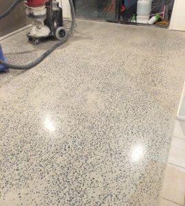 Ecocut Concrete Floor Polishing
