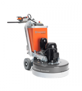Ecocut use Husqvarna PG 820 RC Floor Grinder