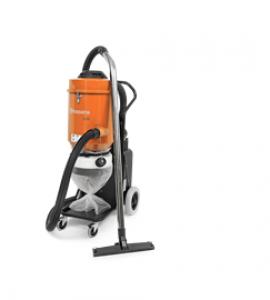 Ecocut use Husqvarna S 26 Dust Vacuum