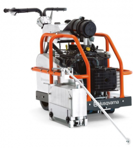 Ecocut use Husqvarna Soff-Cut 4000 for Expansion Joint